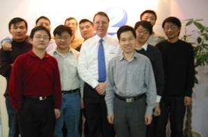Internal Consulting Skills course - Beijing, China